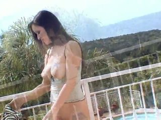 Temptress Lucie Sage With Juicy Tits