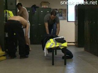 पोलीस changing कक्ष