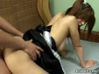 Ai Kurosawa At Her Tepainr's Pet Moving That Guyr Rump To Pass The Year