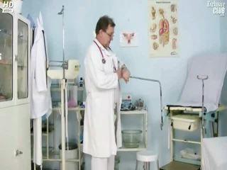 Iveta gyno cookie e anale divaricatore cthis guyckup a clinic