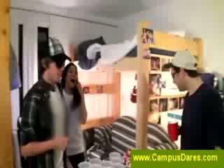 u college film, kijken college meisje klem, vers student