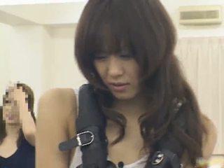 Natsumi Horiguchi Asian Babe Plays Sexy