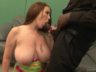 große brüste, blowjob, mehr große titten jeder