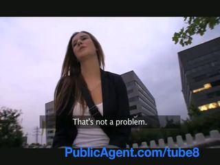 Publicagent roztomilý alexis je a wanna být modelu