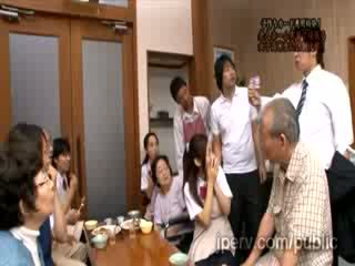 Poor innocent Asian babe babe gets forced by horny man in public