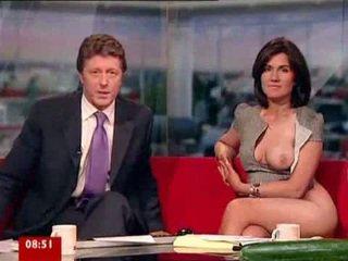 Susanna reid chơi với giới tính đồ chơi trên breakfast tv