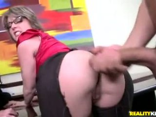Riley Evans And Velicity Von Acquires Screwed Then Get Their Ass's Covered With Cum