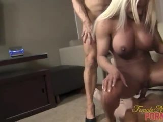 pervers thumbnail, nieuw kink video-, beste benen scène