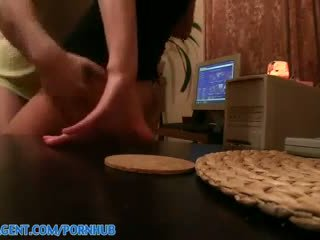 Publicagent seksi bira porn fan eva rides beni üzerinde the süt