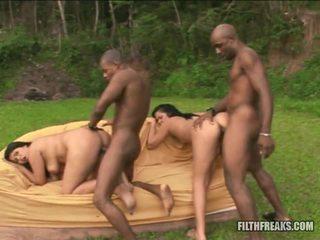meer hardcore sex scène, groep neuken gepost, u hard fuck