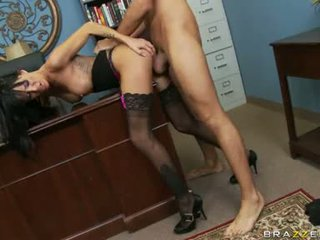 Lascivious floozy haley wilde receives kanya puke stabbed malalim may a thick shaft behind