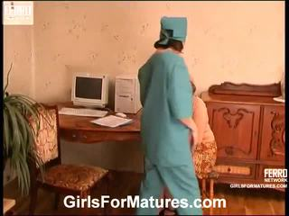 Hot Girls For Matures Vid Starring Viola, Irene, Bridget