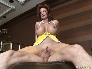 Scorching milf Deauxma gets the hot fuck she always wanted and craved for
