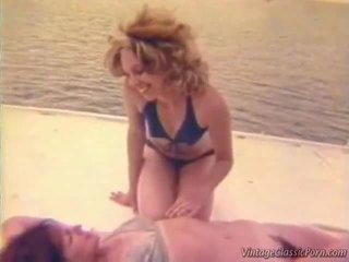 nipple licking, free porn on video, retro porn