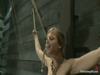 een bondage sex, groot masochisme thumbnail, hq overheersing scène