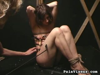 fresh bdsm mov, you bondage mov, pain at sex film