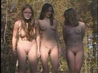 Nudist girls