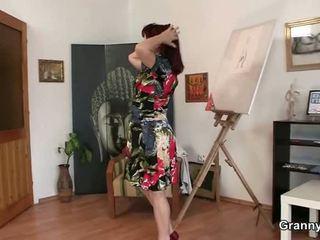 Sleaze donna jumps onto perverse python