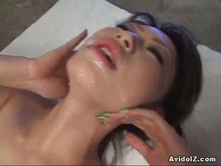 Cum All Over Her