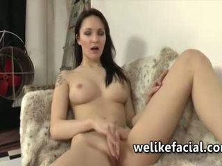 big, fresh brunette any, online young full