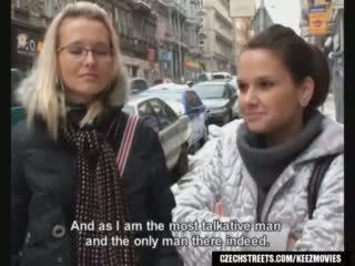 체코의 streets - alena