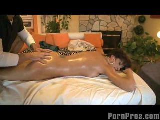 Orgasms On Massage Table