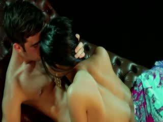 Gypsy goddess kadın receives stimulation itibaren onu lover
