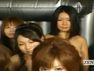 Subtitled Pov Japanese Soapland Harem Oral Introduction