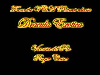 Vanessa De Rio Dracula Erotica Video