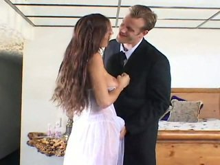 brunette, cute channel, most fucking clip