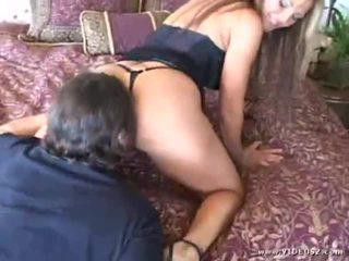 brunette malaki, bago big boobs, ikaw anal sex