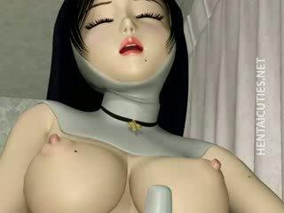 mooi bigtits kanaal, kijken spotprent, hentai