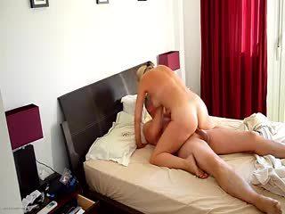 Hidden cam at motel Video
