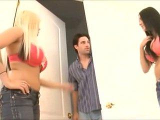 Audrey Bitoni and Memphis Monroe - Big tits