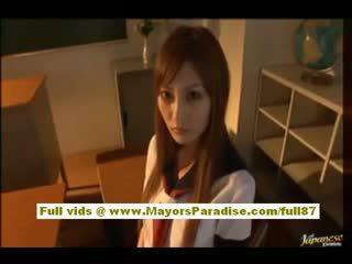 Rio Hamasaki And Kirara Asuka Asian Fondle Each Others Big
