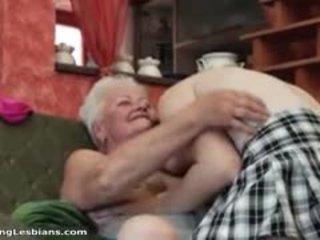 patikrinti močiutė įvertinti, jūs lesbietė, brandus patikrinti