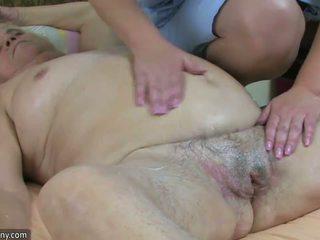 Babcia porno
