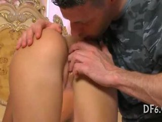 white clip, most young, sucking