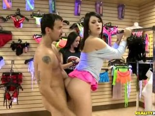brunette scene, nice cute vid, fresh fun porn
