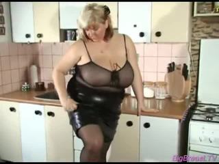 Voluptuous Busty Shags All Over Sex Toy