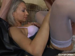 watch cougar ideal, old see, granny ideal