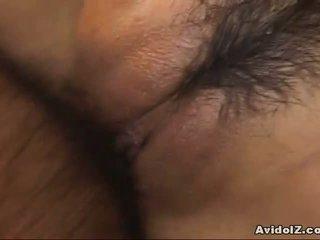 Krūtinga yuki aida nailed su baigimas viduje!