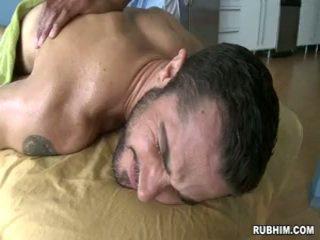 Hot Fellow Massage