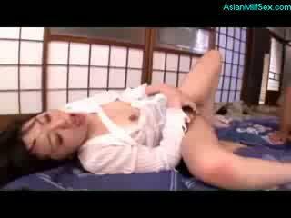 japanse scène, poema klem, zien oud video-