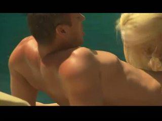 Olivia del rio gives একটি faceful এর flange যখন carmen luvana fucks একটি কঠিন prick