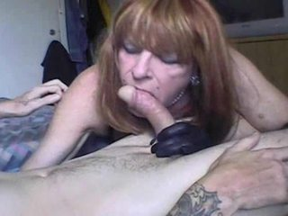 Mature cd kissing fucking thought about