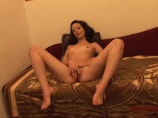 brunette real, ideal deepthroat check, ideal cum most