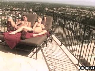 Lesbos HD: Max mikita and holly halston are wild lesbians