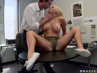 meer blow job neuken, hq grote lullen, controleren rondborstige blonde katya thumbnail