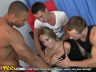 hardcore sex great, group sex most, full anal sex